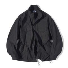 Fiber Utility Jacket Black