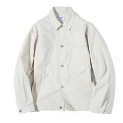 Fiber Peach Twill Jacket L.Beige