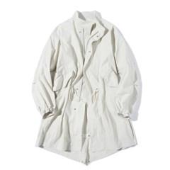 Fiber M-51 Fishtail Coat L.Beige