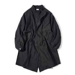 Fiber M-51 Fishtail Coat Black
