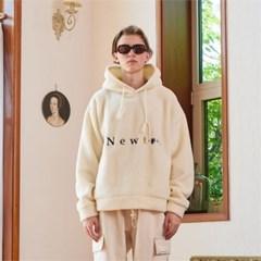 [써틴먼스] [10/7 출고] NEWTRO FLEECE HOOD T-SHIRT