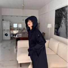 블랜후드 coat (2color)