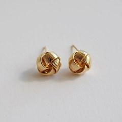 Mini Folding Flower Earring