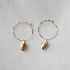 Ring Diamond Earring