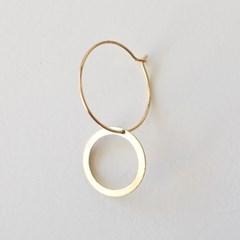 Ring Ring Earring