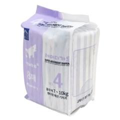 더프랜드 레이디가드4 암컷용 M(8매-7kg~10kg)_(1182655)