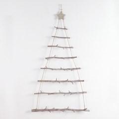 벽걸이우드 트리 100cm 크리스마스 장식 소품 TRNOES_(1470545)