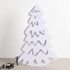 우드라인트리 전구 80cm 크리스마스 장식 소품 TRDELB_(1470434)