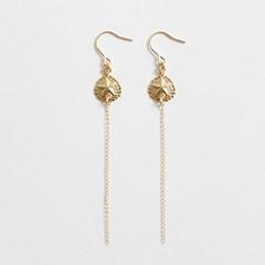 Starfish Long Earring