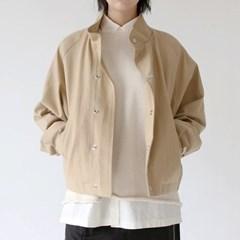 cozy wear button jacket (2colors)_(1340222)