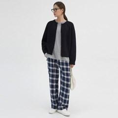 wool zip-up cardigan_(1340013)
