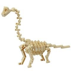 나노블럭 - 브라키오사우루스 Brachiosaurus (140pcs) N_(1476947)