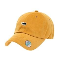 [키스해링]HCC02.키스해링 면피치 볼캡 야구 모자
