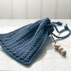 [DIY] 미스티코티타 이지파우치 - 치로얀 ciro yarn 패_(2780818)