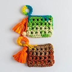[DIY] 미스티코티타 비치카드지갑 - Beach Card Wallet_(2780853)