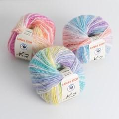 [YARN] 미스티코티타 양모 케이투 K2 - 3 colors_(2780792)