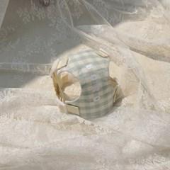 [이름 각인] Macaron harness (mint)