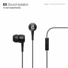 엘라고 E5M 인이어 이어폰/커널형/귓속형이어폰_(1658413)