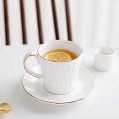 니코트 gold classic 커피잔세트