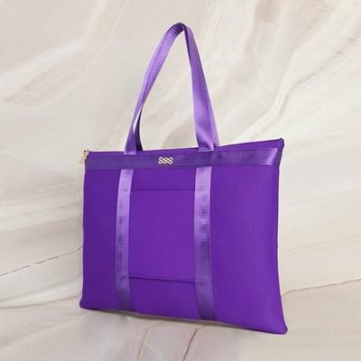 [수인] 수인백 라인숄더백_purple