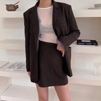 슈엘트 skirt (2color)