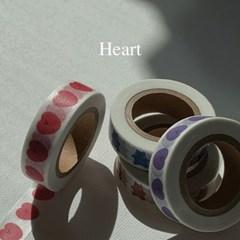 마스킹테이프 Heart