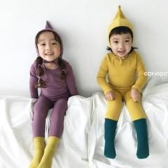 꽁) 메종내츄럴 아동 실내복세트
