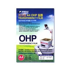 OHP 필름 A4 100매 낱장 복사용_(1834160)