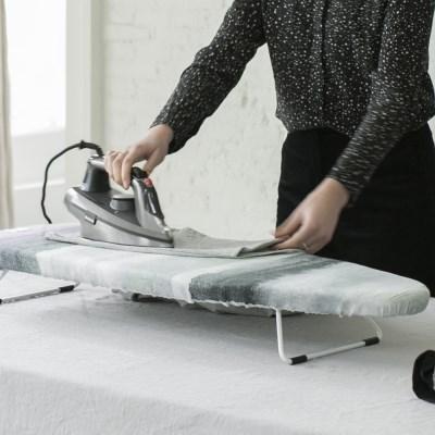 [브라반티아] 테이블탑 좌식다리미판 S형(95x30cm) 모닝브리즈