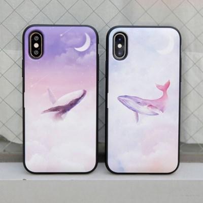 [Trycozy]달빛고래 도어범퍼 케이스