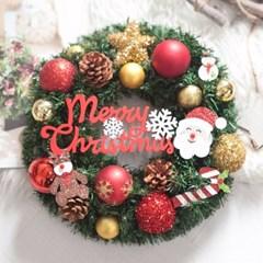 산타믹스볼 리스 350Ø(mm)P 크리스마스 TRWGHM_(1479559)