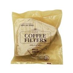 기타 커피필터 1X4 100매_(869895)