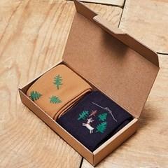 [Organic cotton] Abies koreana (2ea)