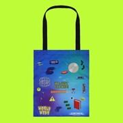 SHOULDER BAG_CCN_BLUE