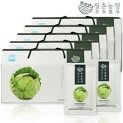 청춘농장 양배추즙 5박스 150포_(2119590)