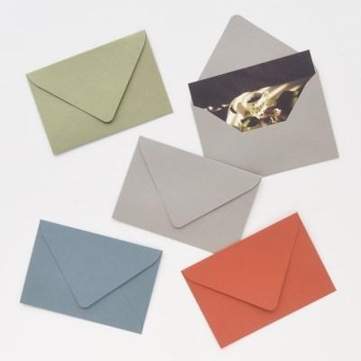 클래식 엽서 봉투 10매
