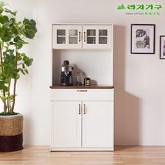 라자가구 오브 보노 800 서랍주방수납+상부장세트 AP0185