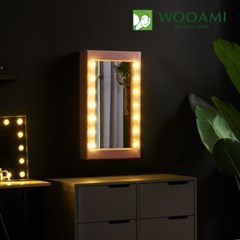 [우아미] 퍼블릭 LED 수납형 거울_(1726390)