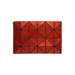 바오바오 LUCENT METALLIC CLUTCH BAG Orange 클러치백_(1161658)