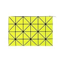 바오바오 BAOBAO LUCENT TWILL POUCH Yellow 루센트 트_(1161628)