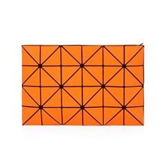 바오바오 BAOBAO LUCENT TWILL POUCH Orange 루센트 트_(1161627)