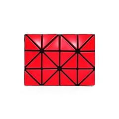 바오바오 BAOBAO CARD CASE W COLOR Red x Pink 카드 케_(1161662)