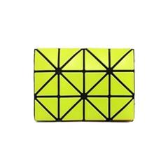 바오바오 BAOBAO CARD CASE W COLOR Lime yellow x Yell_(1161664)