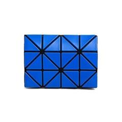 바오바오 BAOBAO CARD CASE W COLOR Blue x D. blue 카_(1161666)