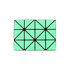 바오바오 BAOBAO CARD CASE Aqua Green 카드 케이스 BB9_(1161631)