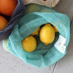 [꼬까참새] ECOBAGS_Organic Mesh Bag(M)