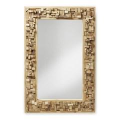만달레이 원목 인테리어 거울