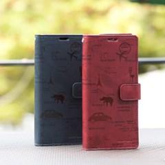 아이폰7플러스 Rico-TonleSap 지갑 다이어리 케이스_(2349431)