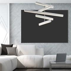 LED 스피노 펜던트 세로형800 5등-36W