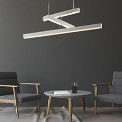 LED 스피노 펜던트 세로형800 3등-24W